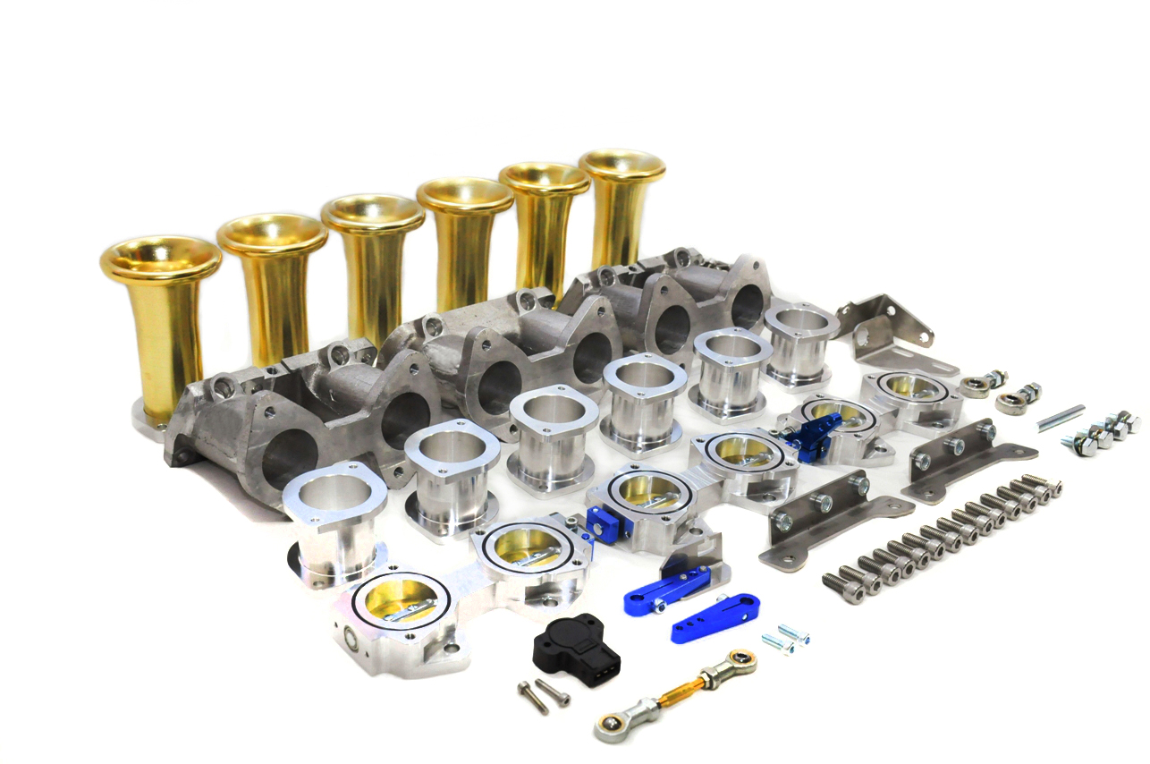 Rhd Engineering Individual Throttle Bodies Itb Kit For Bmw M20 六喉直噴套件 Tag Engineering