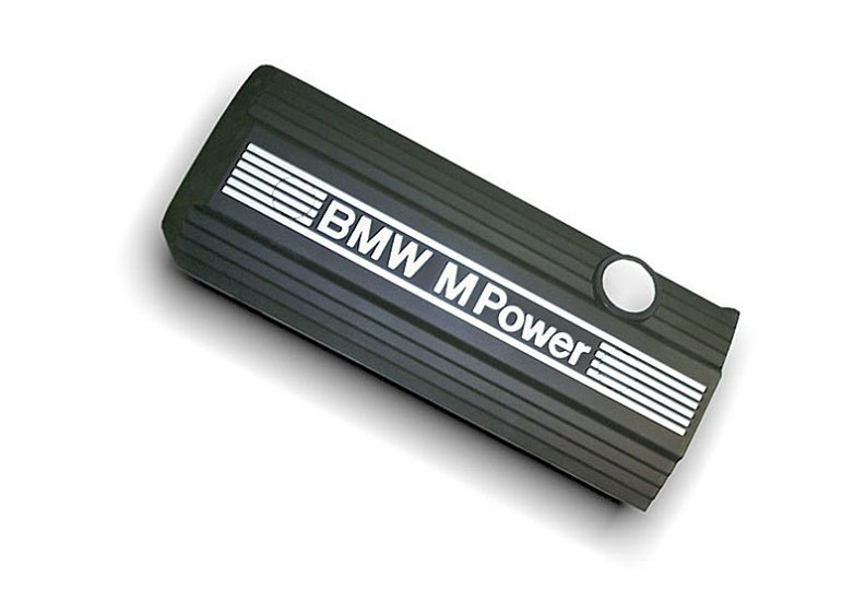 Genuine Bmw Parts 原廠 M Power 引擎上飾蓋 For M52 S52b32 Us 引擎專用 Tag Engineering Performance